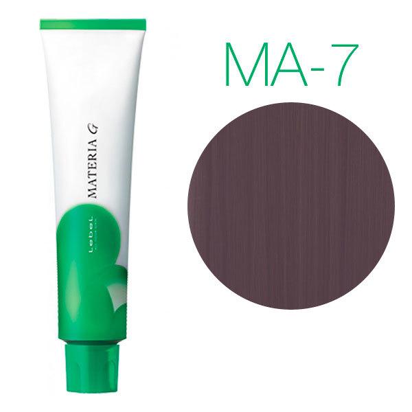 Lebel Materia Grey Mauve Ma-7 (блондин розово-лиловый) - Перманентная краска для седых волос