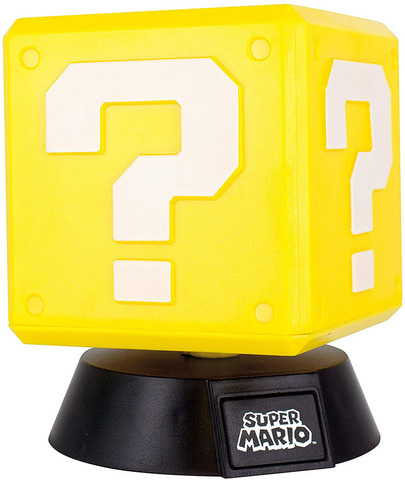 Светильник Question Block Light