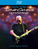 David Gilmour ‎/ Remember That Night - Live At The Royal Albert Hall (2Blu-ray)