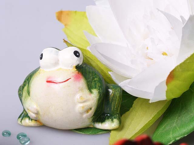 Стикер жаба