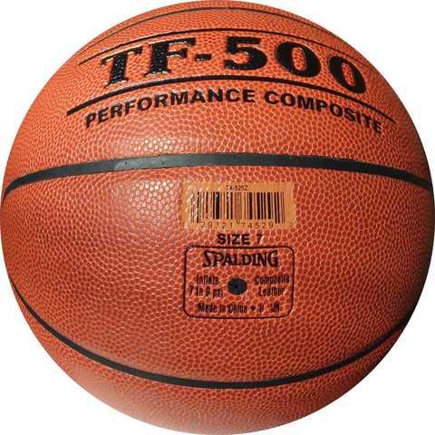 Мяч баскетбольный Spalding TF500 №7
