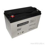 Аккумулятор для ИБП Challenger A12-100 (12V 100Ah / 12В 100Ач) - фотография