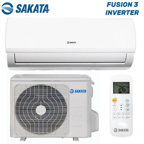 SAKATA Fusion 3 Inverter SIE-50SJ на 50 кв.м.