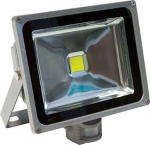 Светодиодный прожектор с инфракрасным датчиком движения Feron LL-232