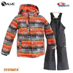 Комплект для мальчика зима Salve 5079 GOLD FUSION