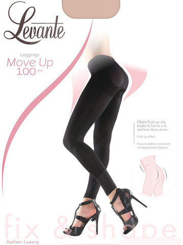 Легинсы Move Up Push Up 100 Levante