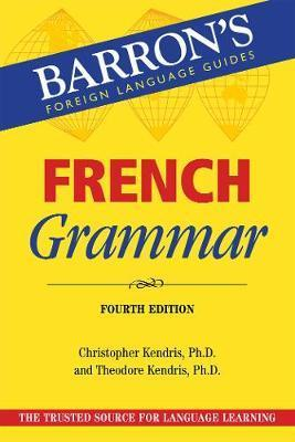 Kitab French Grammar   Christopher Kendris