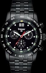 Наручные часы Traser Classic Chrono BD Pro Blue 100260