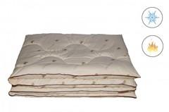 Одеяло Коллекции САХАРА  верблюжья шерсть, теплое.