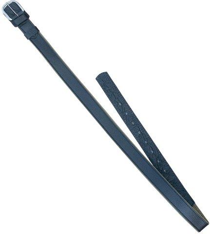 Ремень поясной брючный комбинированный 35 мм