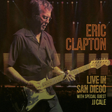 Eric Clapton / Live In San Diego With Special Guest JJ Cale (2CD)