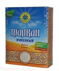 Талкан Ячменнный корица и ваниль, 400 гр. (Компас Здоровья)
