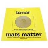 Мат Для Проигрывателя Виниловых Пластинок (Tonar Pure Cork Mat 5972)