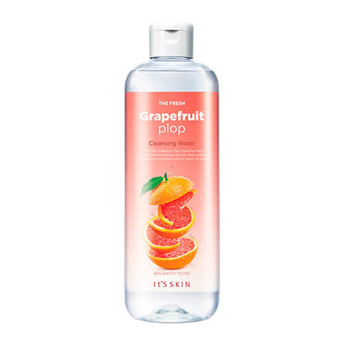 It's Skin The Fresh Plop Cleansing Water Grapefruit	Мицеллярная вода