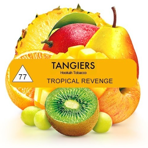 Табак Tangiers T77 Tropical Revenge (Танжирс Тропическая Месть) |Noir 20г