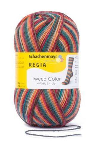 Regia Tweed Color 7493