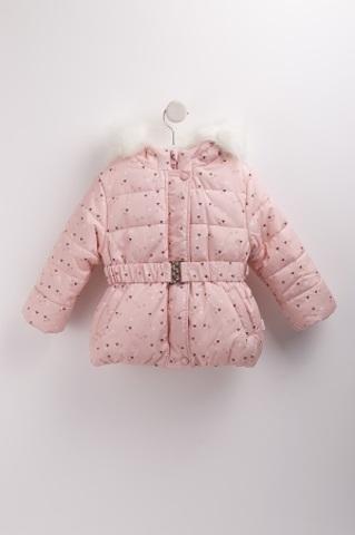 КТ173 Куртка для девочки зимняя