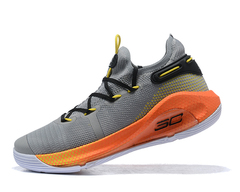 Under Armour Curry 6 'Grey/Orange'