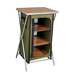 Шкаф кемпинговый Kovea Folding Cabinet 3