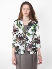 9013-2 пиджак женский цветной