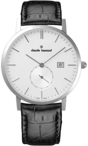 Купить мужские наручные часы Claude Bernard 65003 3 AIN по доступной цене
