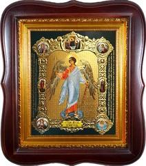 Ангел Хранитель. Ростовая икона.