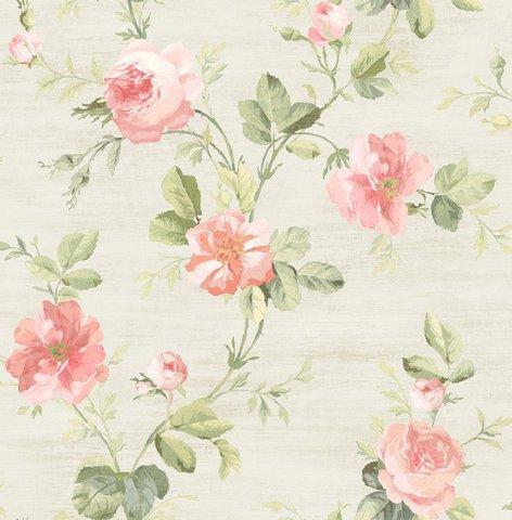 Обои KT Exclusive English Rose EN11108, интернет магазин Волео