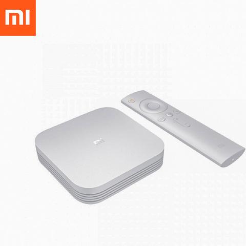 Медиаплеер Xiaomi Mi Box 3 Enhanced Edition (полностью на русском языке)