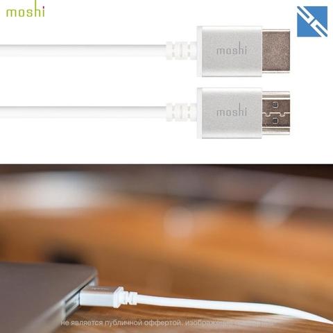 Кабель Moshi High-Speed HDMI Cable 2м