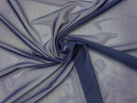 Сетка эластичная синяя
