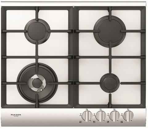 Газовая варочная панель Fulgor-Milano QLH 604 G WK WH