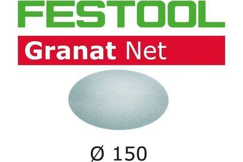 Шлифовальный материал на сетчатой основе Granat Net STF D150 P240 GR NET/50