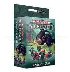 Warhammer Underworlds: Zarbag's Gitz (Rus)