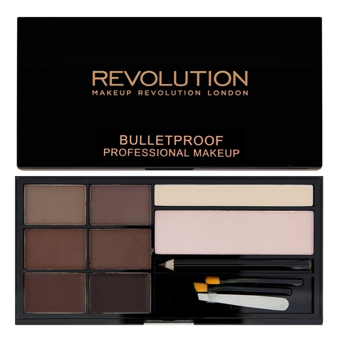 Палетка теней для бровей Makeup Revolution Ultra Brow Palette