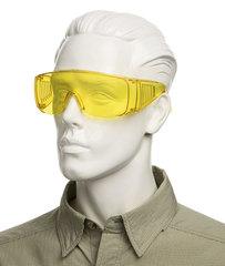 Пластиковые защитные очки. Аритикул ЗЖ