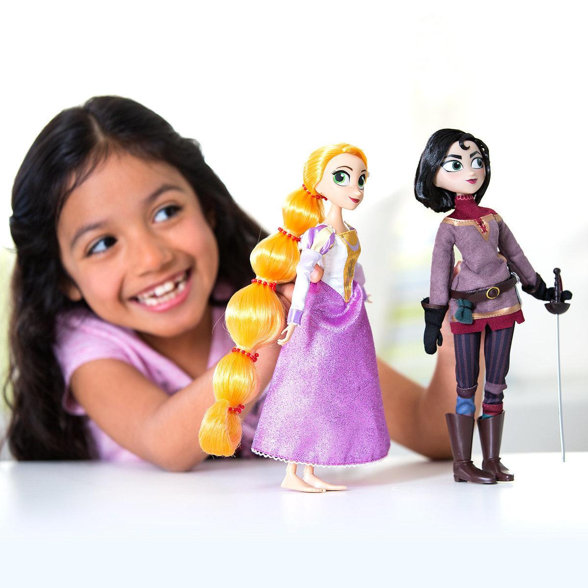 Набор кукол «Рапунцель и Кассандра» - Дисней