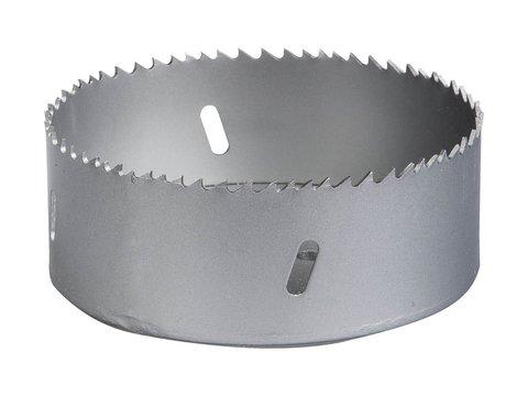 ЗУБР 105мм, коронка биметаллическая, быстрорежущая сталь