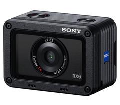 Экшн-камера Sony Cyber-shot DSC-RX0