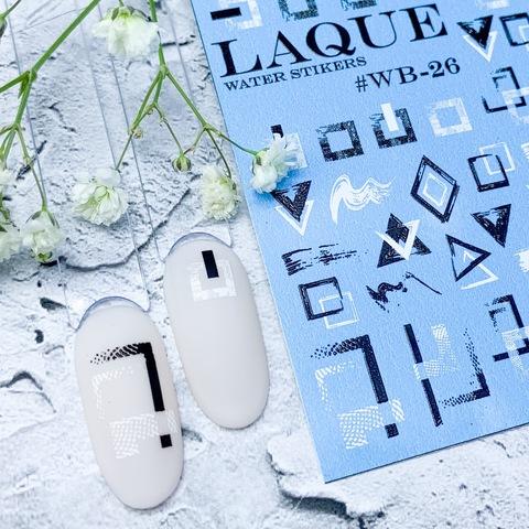 LAQUE Cлайдер дизайн #WB-26