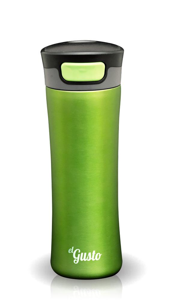 Термокружка El Gusto Primavera (0,47 литра) зеленая