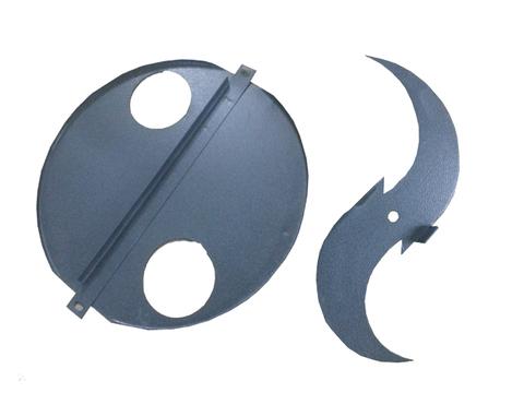 комплект ножей Электромаш для ИКБ-003