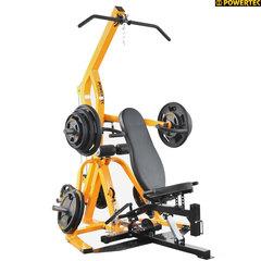Силовой тренажер Powertec Lever Gym TM WB-LS15, цвет желтый, модель 2015г.
