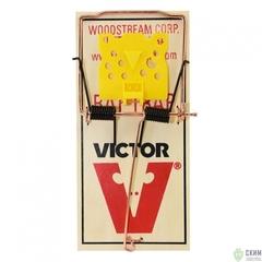 Комплект 12 шт.деревянная крысоловка Victor M205R