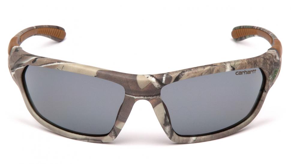 Очки баллистические стрелковые Pyramex Carbondale CHRT220D серые 23%