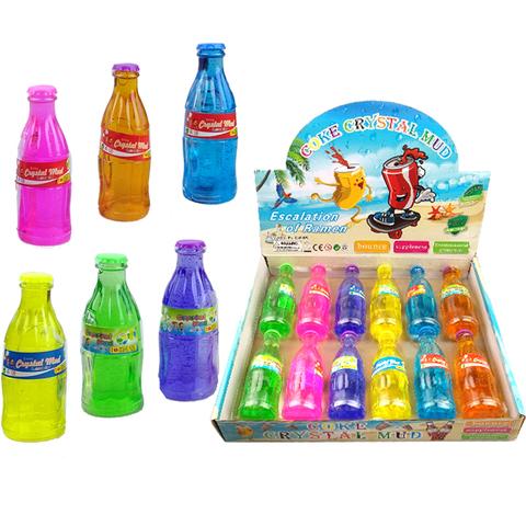 Лизун в бутылочках (Большой) 1кор*1бл*12шт