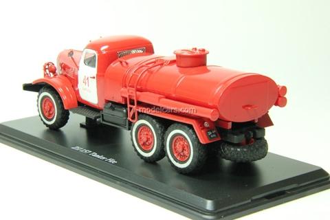 ZIL-157 AC-4.3 Fire Engine 1:43 Start Scale Models (SSM)