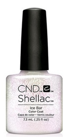 UV Гелевое покрытие CND Shellac Ice Bar 7.3мл