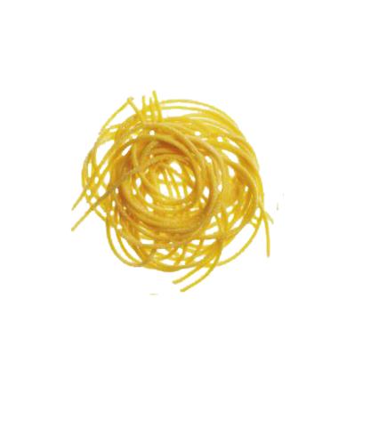 Домашние спагетти с насадкой Spaghetti для Atlas 150 Marcato. Фото