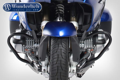 Защитные дуги двигателя BMW R1200RT LC - черный