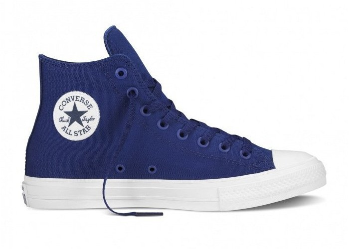 CONVERSE CHUCK TAYLOR ALL STAR II HIGH (001)